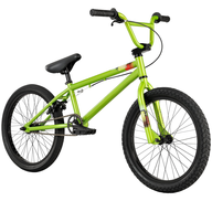 wholesale discount BMX green bike