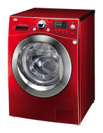 lg red washer