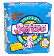 salvage softee diapers