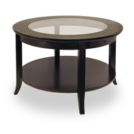 salvage transitional style coffee tables