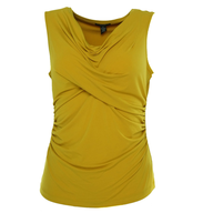 alfani yellow top
