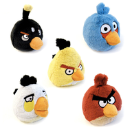 clearance angry birds toys