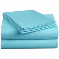 aqua blue sheets
