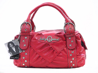 liquidation baby phat pink purse