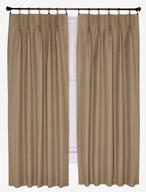 wholesale beige drapes