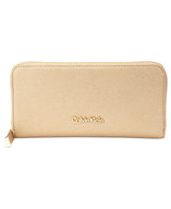 beige wallet
