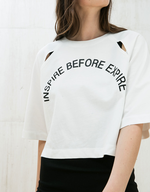 bershka young womans top