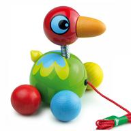 bird of paradise toy