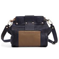 black brown kooba bag