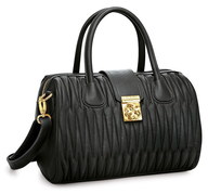 black coogi purse