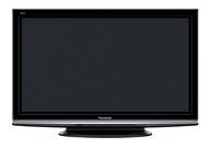 black panasonic tv