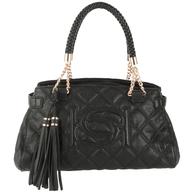 black small bebe purse