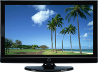 wholesale discount black tv