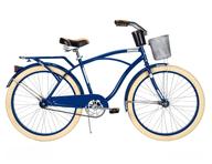 blue beige girls bike