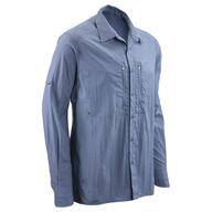 discount blue long sleeve button down
