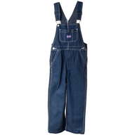 closeout boys blue overalls