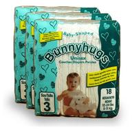 wholesale liquidation bunny hugs diapers