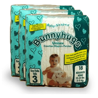 wholesale bunny hugs diapers
