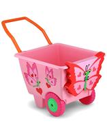 butterfly cart