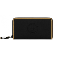 calvin klein black wallet