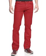 calvin klein colored denim pants