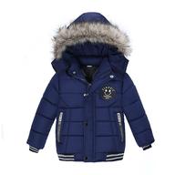 wholesale discount childrens blue outerwear coat
