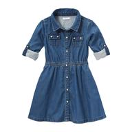 wholesale liquidation childrens jean dress