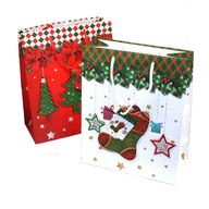 wholesale liquidation christmas gift bags