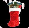 wholesale liquidation christmas stocking