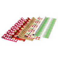 christmas wrapping rolls