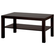 coffee table brown