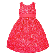 clearance coral dress kids