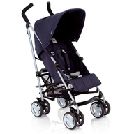 dark purple stroller