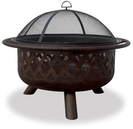 clearance fire pit outdoor