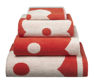 flower stack towels