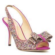 glitter heel