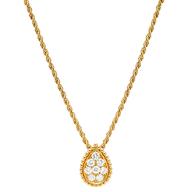 wholesale gold diamond necklace