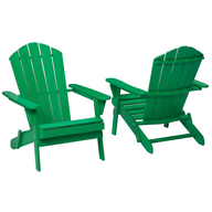 wholesale discount green adirondack chair