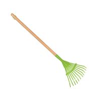 wholesale liquidation green leaf rake