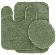 green rug set