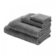 grey bath sheet