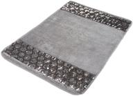 grey sparkles rug