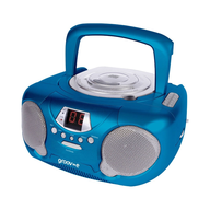 liquidation groove blue boom box
