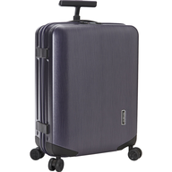 hardside luggage charcoal
