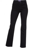 highrise black jeans