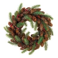 holiday door ornament