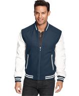 inc international concepts david varsity jacket