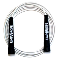 jump rope short white