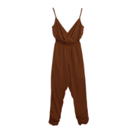 surplus juniors camel jumpsuit