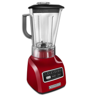 kitchen aid red blender